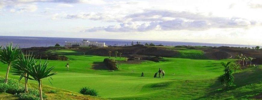 Golf en Lanzarote
