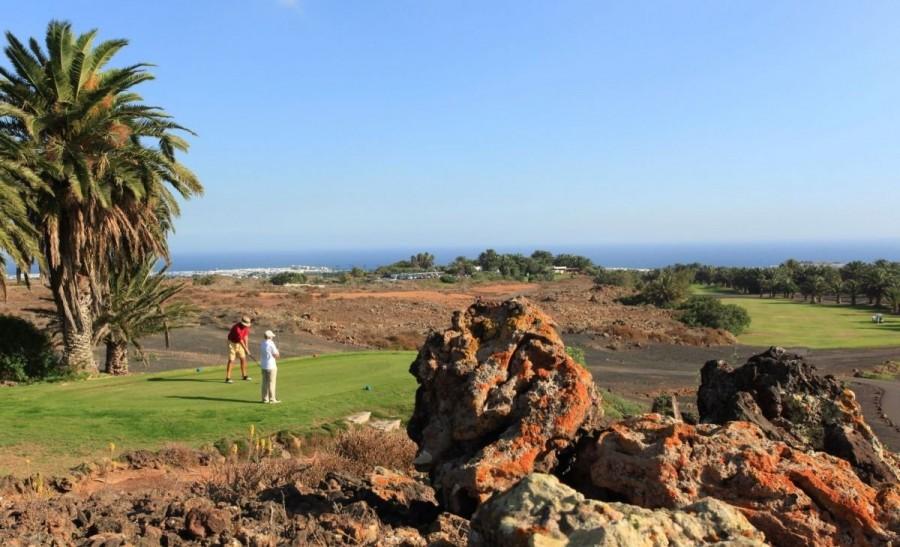 Golf en Lanzarote teguiste