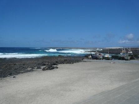 Mejores playas nudistas de Lanzarote La Santa