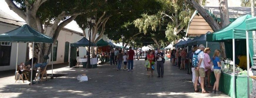 Mercadillos en Lanzarote
