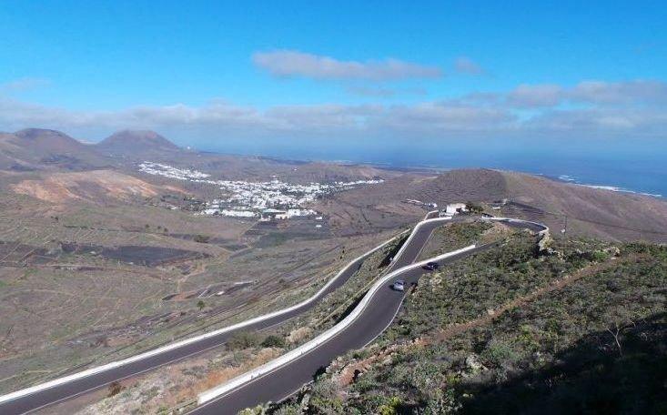 Miradores de Lanzarote haría