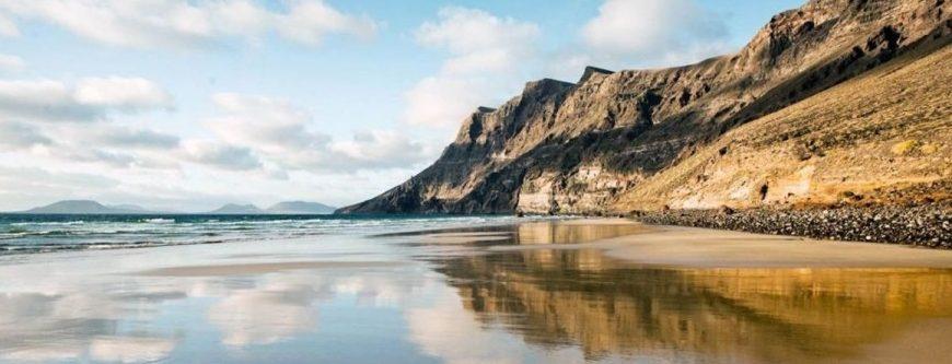 playa Famara Teguise