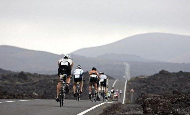Rutas en bici en Lanzarote Ironman