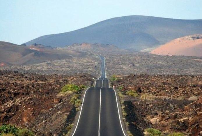 Rutas en bici en Lanzarote portada
