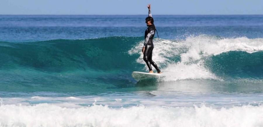 Surf en Lanzarote famara