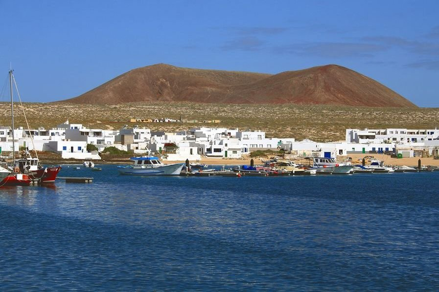 Visitas a la Isla de La Graciosa Caleta