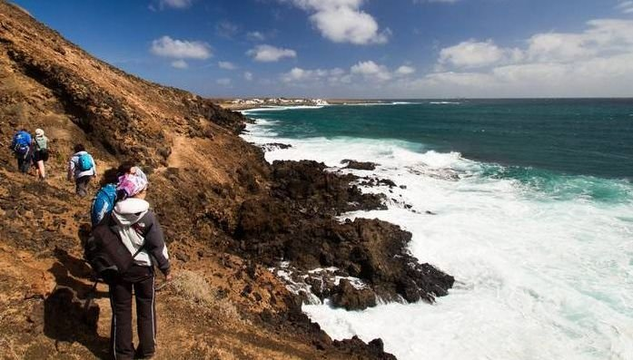 Visitas a la Isla de La Graciosa ruta
