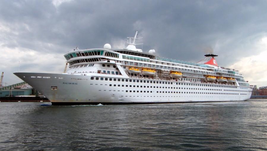 Crucero Balmoral por el Atlántico Este